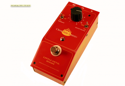 Chandler Limited Little Devil Pedal _1