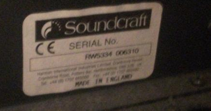 SOUNDCRAFT GHOST LE32 _2